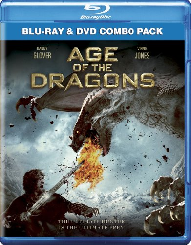 Cover art for  Age Of The Dragons (Blu-ray/DVD Combo)