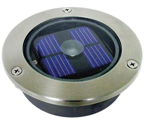 Solar Deck Lights Set Of 2