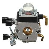 Carb Carburetor for STIHL FS38 FS45 FS46 FS46C FS55 FS55R KM55R C1Q-S153 C1Q-S71 Trimmer