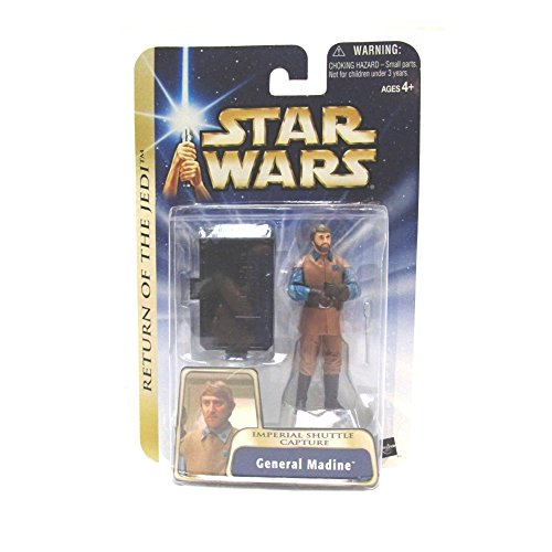 Star Wars Return Of The Jedi - General Madine Imperial Shuttle Capture