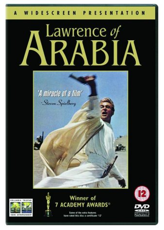 Lawrence of Arabia - Two Disc Set [DVD]