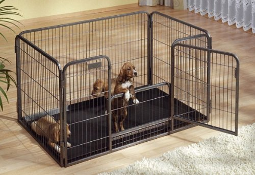 Artikelbild: KLEINMETALL 10108100 Puppy-Guard A Welpenauslauf Zerlegbar