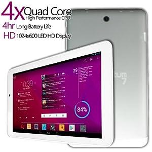 MatricomⓇ G-Tab Quantum 7 Android 4.2 HD Quad Core Tablet PC (7-Inch HD, WiFi)
