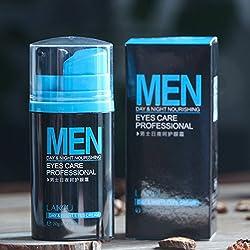Men Day And Night Eye Serum Anti-aging Remover Dark Circles Moisturizing Eye Cream
