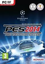 Pro Evolution Soccer 2014 UK Import (Pc Dvd)