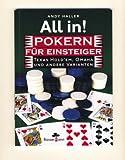 51CBV0k7U%2BL. SL160  All in!   Pokern für Einsteiger   Texas Hold´em, Omaha und andere Varianten ,
