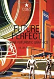 Future Perfect, Vintage Futuristic Graphics (Icons Series)