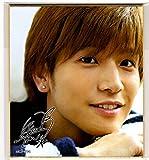 三代目J Soul Brothers サイン入り ミニ色紙 Type,296【岩田剛典】