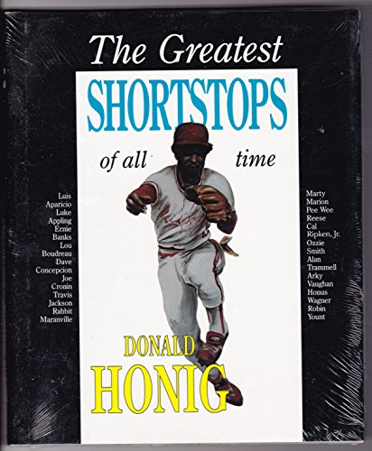 The Greatest Shortstops of All Time (The Donald Honig Best Players of All Time Series) (Antique Mall Software compare prices)
