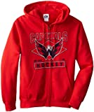 NHL Detroit Red Wings Men's Full Zip Hoodie, Red, X-Large at Amazon.com