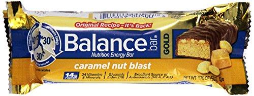 Balance Gold Bar, Caramel Nut, 1.75 oz (Balance Energy Bars compare prices)