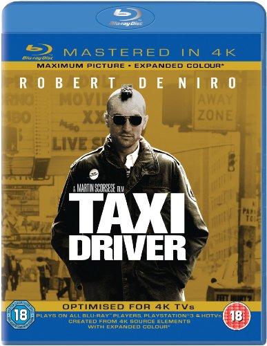 Taxi Driver [Reino Unido] [Blu-ray]
