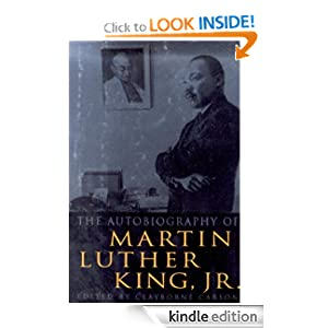 The Autobiography of Martin Luther King, Jr. (Kindle Edition)