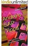 Andr�'s SAP Tipps 1: Einfach und verst�ndlich erkl�rt
