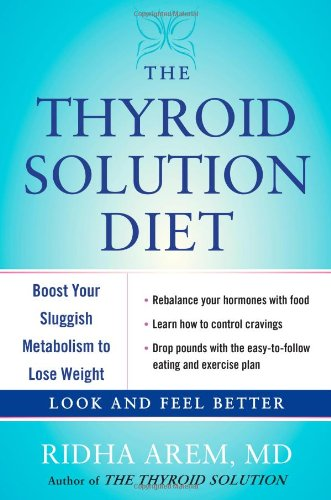 The Thyroid Solution Diet: Boost Your Sluggish Metabolism To Lose Weight front-781529