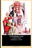 A Christmas Carol (Illustrated by C. E. Brock) Charles Dickens