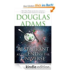 The Restaurant at the End of the Universe: The Hitchhiker's Guide to the Galaxy Series, Book 2