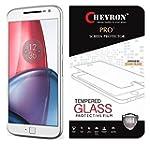Chevron Tempered Glass For Moto G Plu...