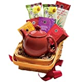 Berry and Lemon Teas Gift Basket