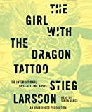 By Stieg Larsson: The Girl with the Dragon Tattoo [Audiobook]