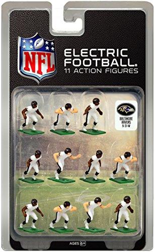 Baltimore RavensWhite Uniform NFL Action Figure Set