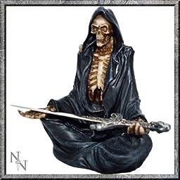 Grim Reaper Letter Opener Ideal Gothic Gift