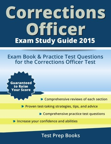 Amazon.com: corrections officer exam study guide: Books
