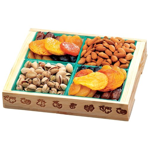 Broadway Basketeers Fruit and Nut Crate (Medium)