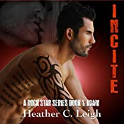 Incite: Adam: Sphere of Irony Book 1 | Heather C. Leigh