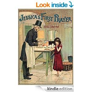 Jessica's First Prayer (Illustrated)