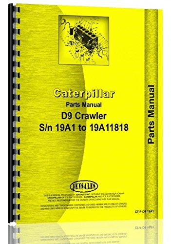 D9 Crawler Caterpillar Cable Control