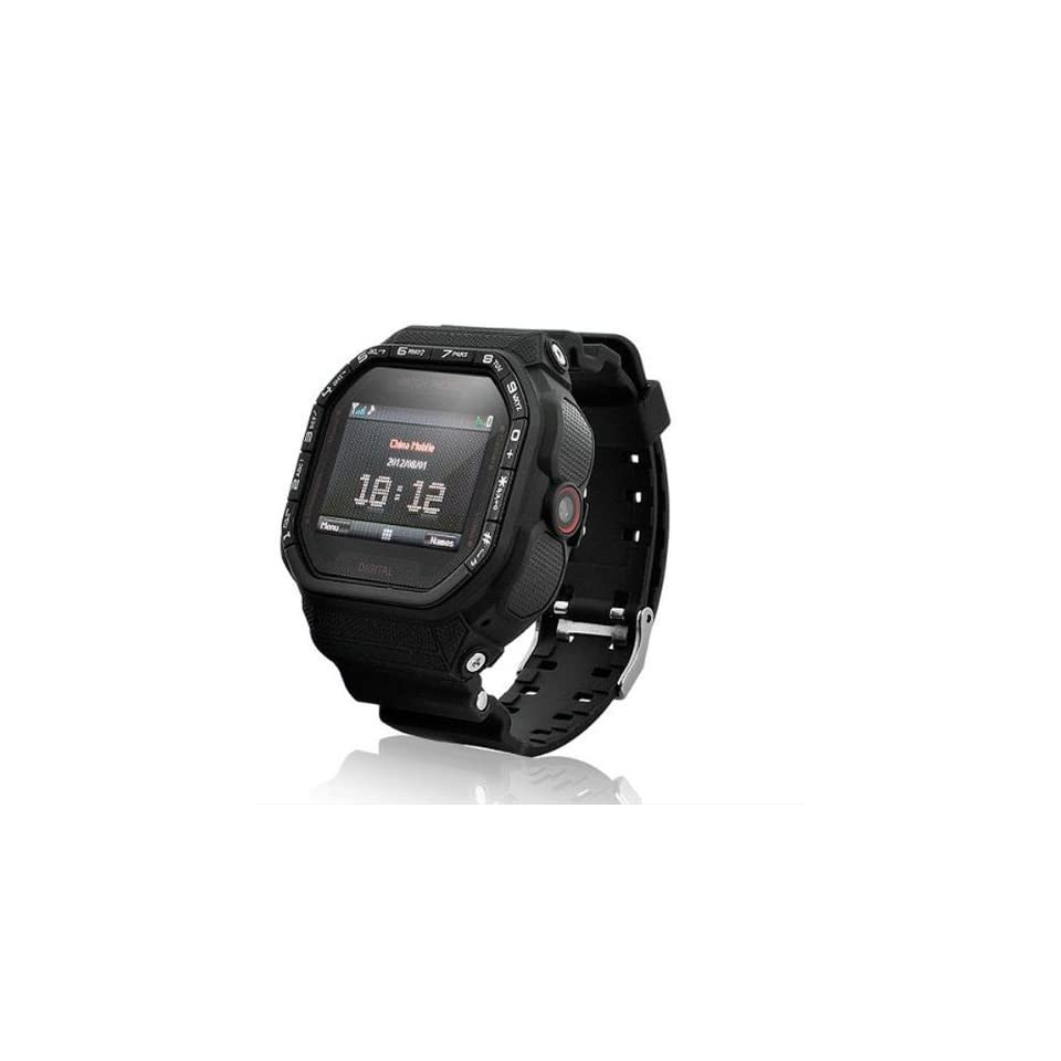 Gd930 Wrist Watch Cell Phone 1.5inch Touch Screen Camera Bluetooth Fm Cell Phones & Accessories