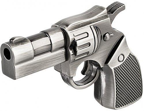 Makerfire High Quality 32 Gb Metal Gun Shape Usb Flash Drive