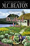img - for Death of a Liar (A Hamish Macbeth Mystery) book / textbook / text book