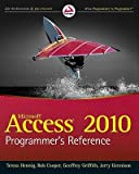 img - for Microsoft Access 2010 Programmer's Reference   [MS ACCESS 2010 PROGRAMMERS REF] [Paperback] book / textbook / text book
