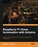 Raspberry Pi Home Automation with Arduino