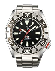 Orient Men's SEL03001B M-Force Automatic and Hand-Wind Watch