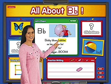 Daily Alphabet Activities - Interactive Software