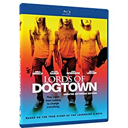 Lords of Dogtown (Special Edition) [Blu-ray]