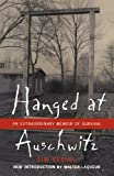 img - for Hanged at Auschwitz: An Extraordinary Memoir of Survival book / textbook / text book
