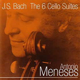 Bach: The 6 Cello Suites