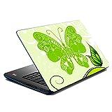 MeSleep Butterfly Impression Laptop Skin