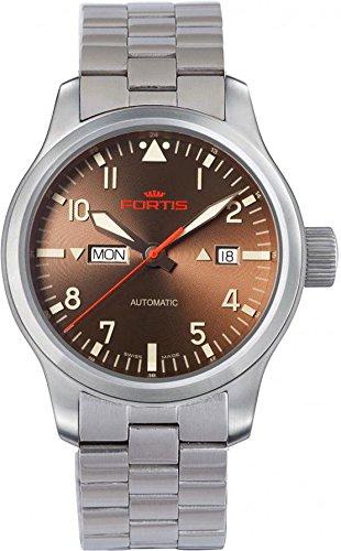 Fortis B-42 Aeromaster Dawn 655.10.18.M Reloj Automático para hombres Legibilidad Excelente