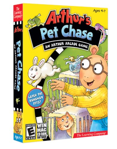 Arthur s Pet Chase - PC MacB00009VRG8