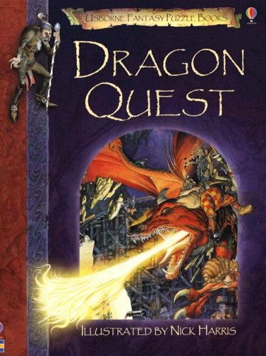 Dragon Quest (Fantasy Adventures), Andy Dixon, Felicity Brooks