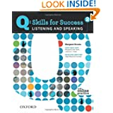 Q: Skills for Success 2 Listening & Speaking Student Book with Student Access Code Card