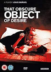 That Obscure Object Of Desire (StudioCanal Collection) [DVD]