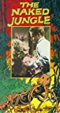 Naked Jungle [VHS]