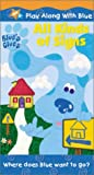 echange, troc Blue's Clues: All Kinds of Signs [VHS] [Import USA]
