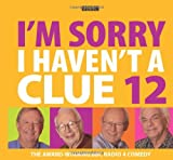 Humphrey Lyttelton I'm Sorry I Haven't a Clue 12 (BBC Audio)